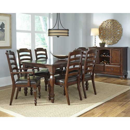 AAmerica Phinney Ridge Formal Dining Room Group
