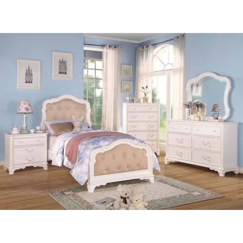 Acme Furniture Ira Full Bedroom Group