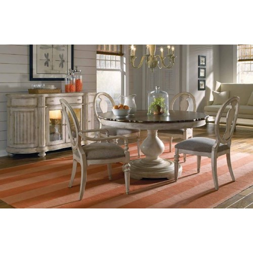 Belfort Signature Farrington Formal Dining Room Group