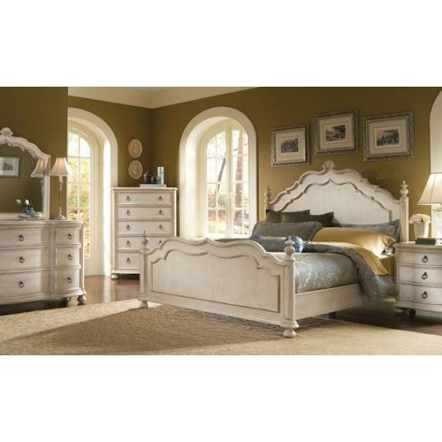 Belfort Signature Sonnet King Bedroom Group