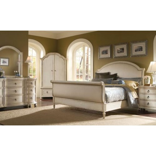 A.R.T. Furniture Inc Provenance King Bedroom Group