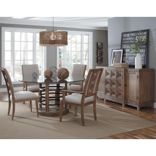 A.R.T. Furniture Inc Ventura Dining Room Group