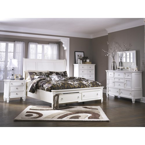 Millennium Prentice California King Bedroom Group