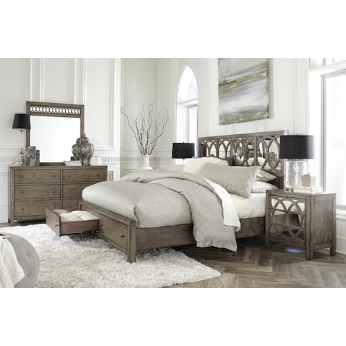 Aspenhome Tildon King Bedroom Group