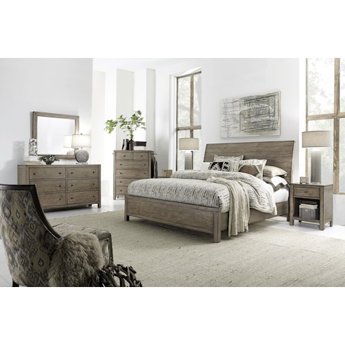 Aspenhome Tildon Queen Bedroom Group