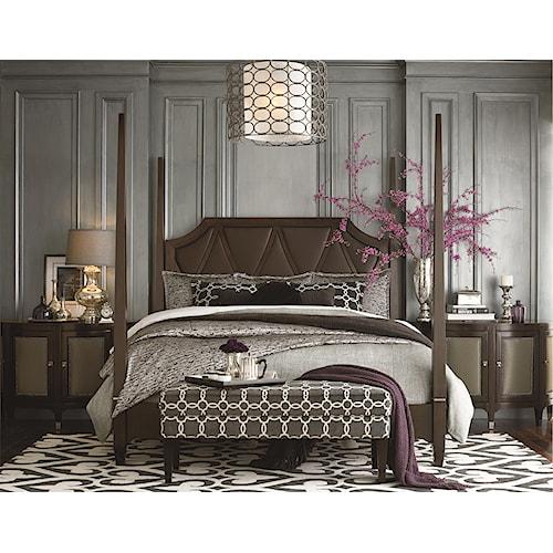Bassett Cosmopolitan King Bedroom Group