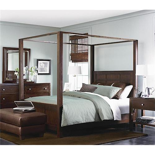 Bassett Redin Park Queen Bedroom Group