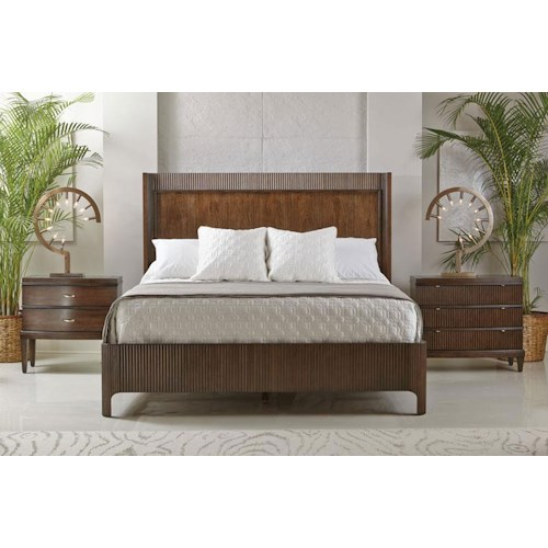 Bernhardt Beverly Glen King Bedroom Group