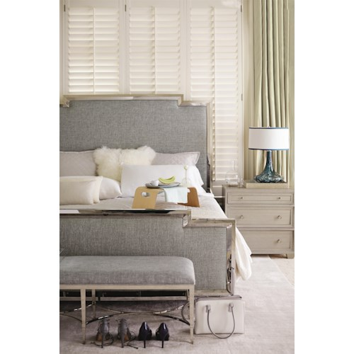 Bernhardt Criteria California King Bedroom Group
