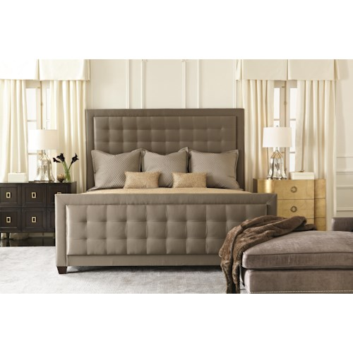 Bernhardt Jet Set Queen Bedroom Group
