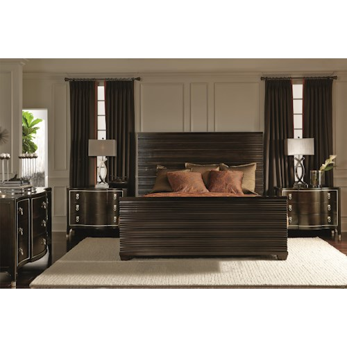 Bernhardt Miramont King Bedroom Group 1