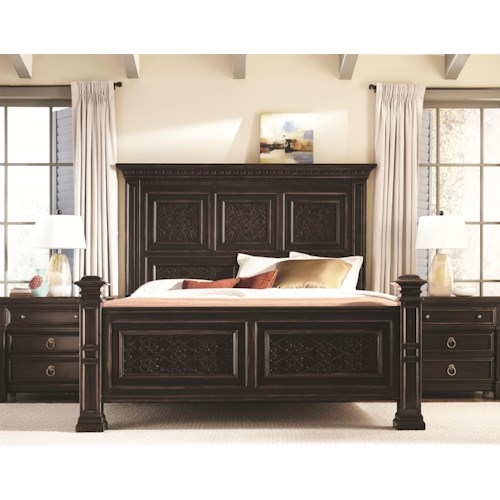Bernhardt Pacific Canyon King Bedroom Group 1