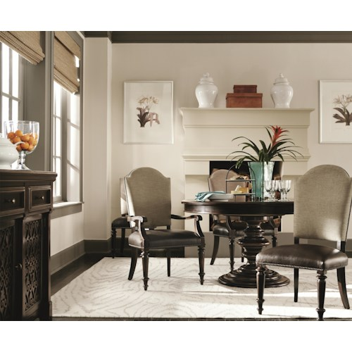 Bernhardt Pacific Canyon Formal Dining Room Group