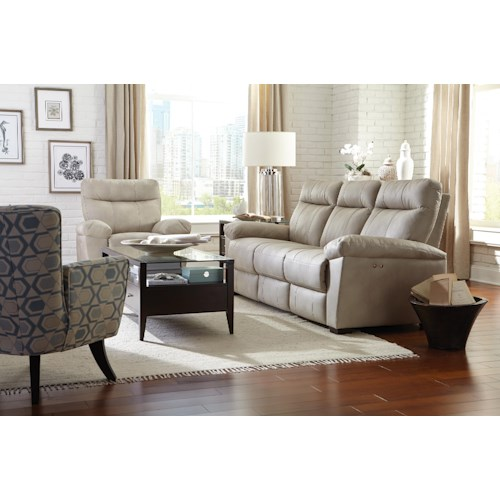 Best Home Furnishings Makena Reclining Living Room Group