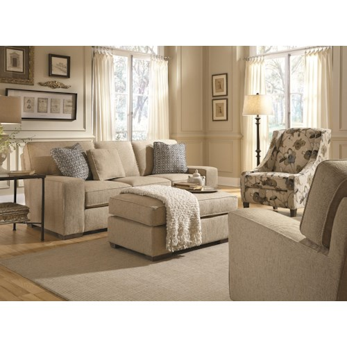Morris Home Furnishings Millport Stationary Living Room Group