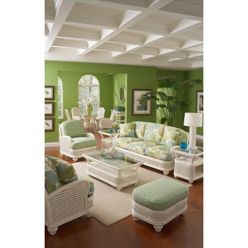 Vendor 10 Captiva  Stationary Living Room Group