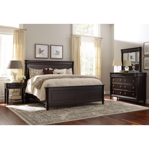 Broyhill Furniture Aryell California King Bedroom Group