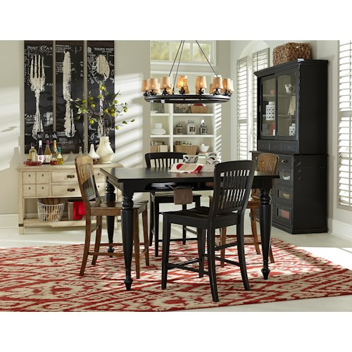 Broyhill Furniture New Vintage Dining Room Group