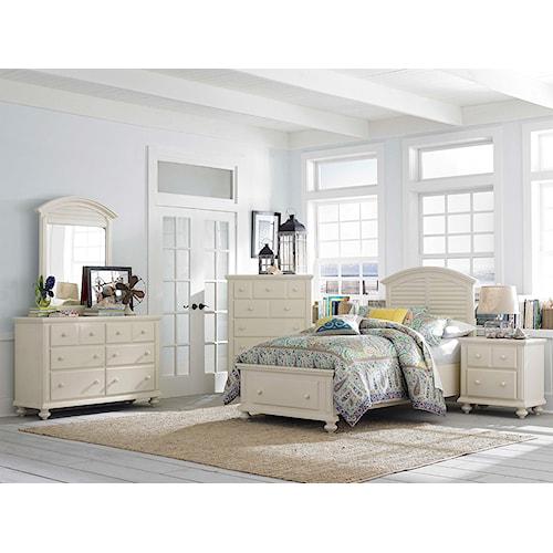 Broyhill Furniture Seabrooke Twin Bedroom Group
