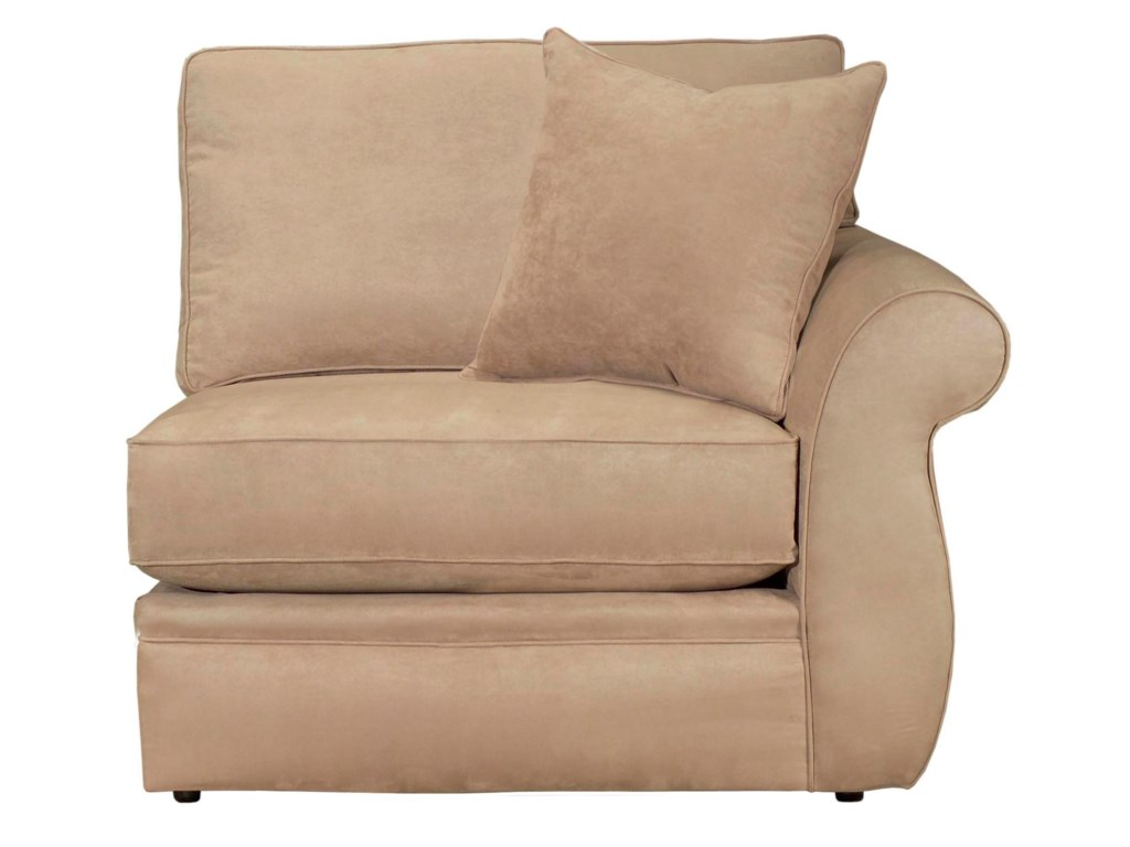 Configure Your Custom Sofa with Your Choice of Sectional Components, Including the RAF Chair