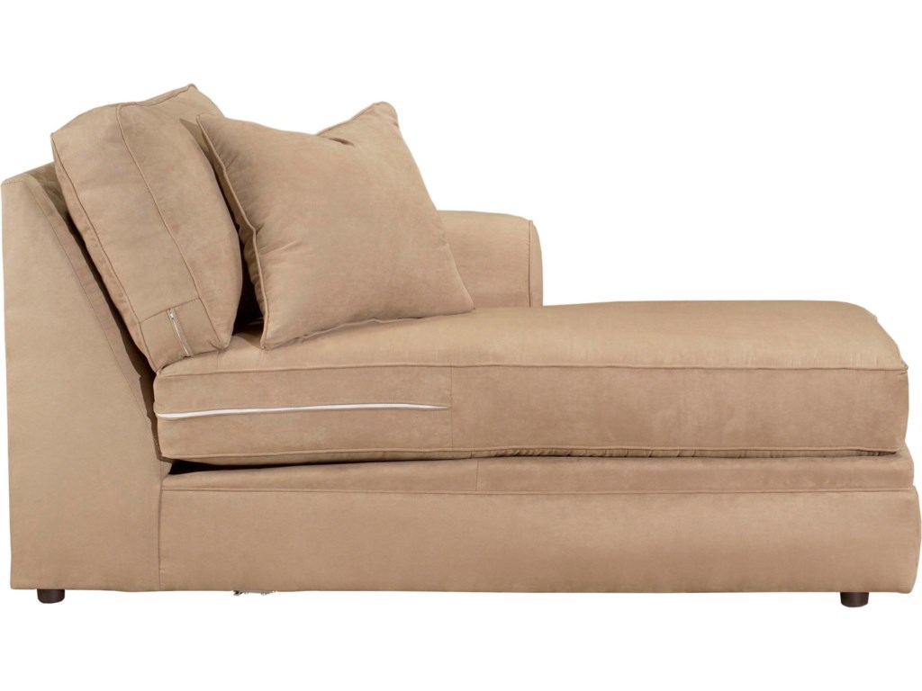 Configure Your Custom Sofa with Your Choice of Sectional Components, Including the RAF Chaise