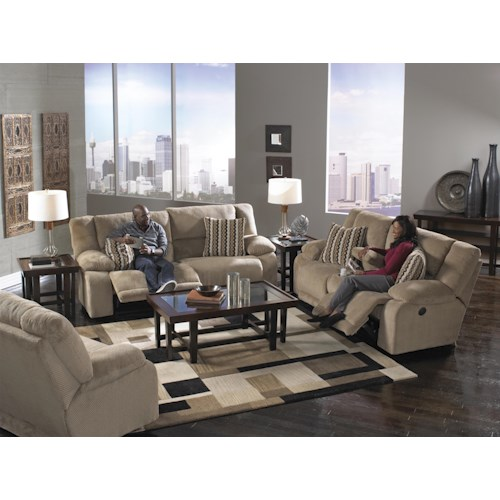 Catnapper Hammond Reclining Living Room Group