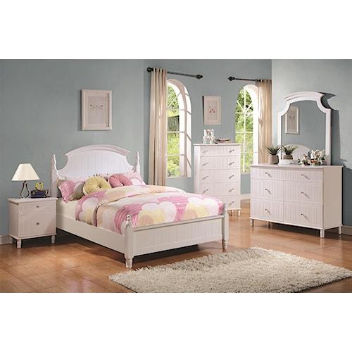 Coaster Bethany Full Bedroom Group