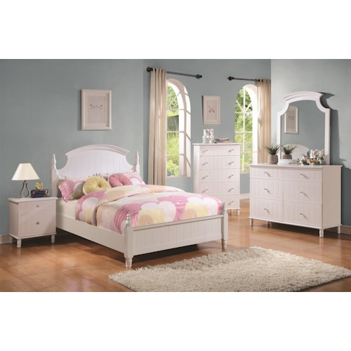 Coaster Bethany Twin Bedroom Group