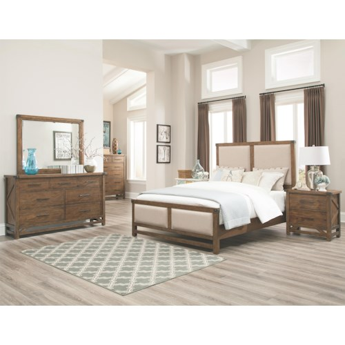 Coaster Bridgeport King Bedroom Group