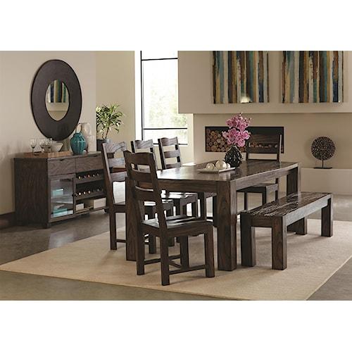 Coaster Calabasas Casual Dining Room Group