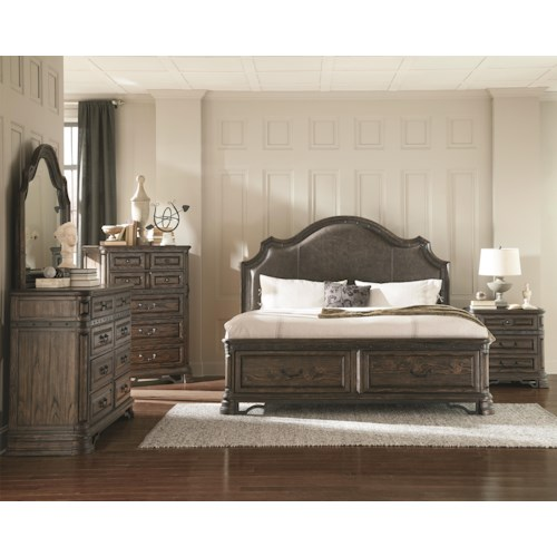 Coaster Carlsbad King Bedroom Group