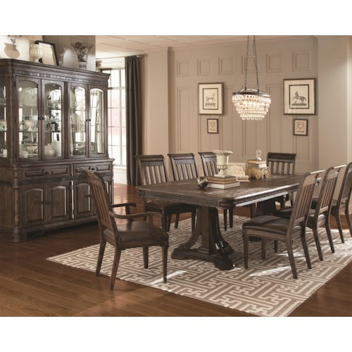 Coaster Carlsbad Formal Dining Room Group