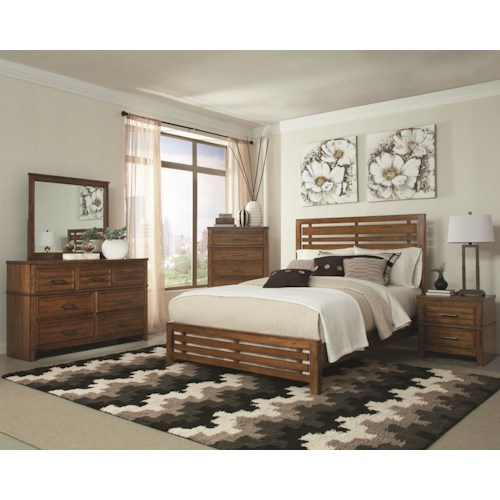 Coaster Cupertino California King Size Bed