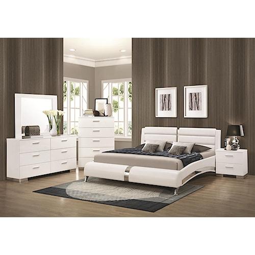 Coaster Felicity King Bedroom Group