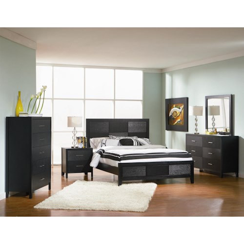 Coaster Grove California King Bedroom Group