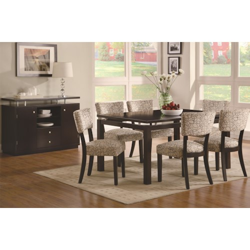 Coaster Libby Casual Dining Room Group