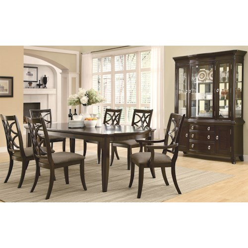 Coaster Meredith Formal Dining Room Group