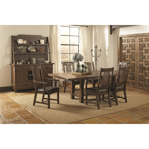 Coaster Padima Formal Dining Room Group