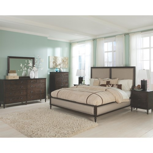 Coaster Saville Queen Bedroom Group