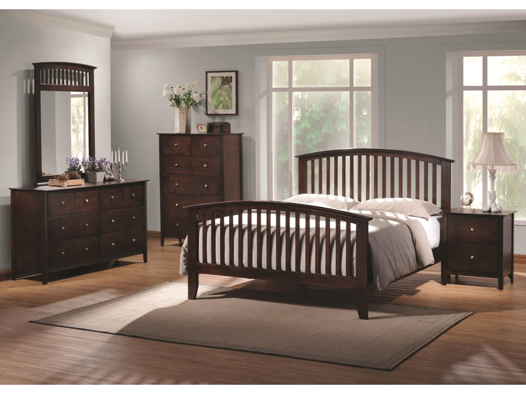 Shown with Matching Bedroom Pieces