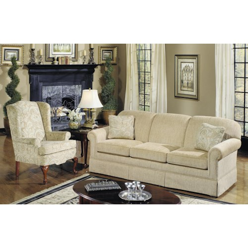 Cozy Life Eloisa Stationary Living Room Group