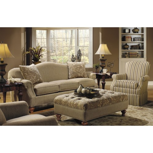 Cozy Life 728300 Stationary Living Room Group