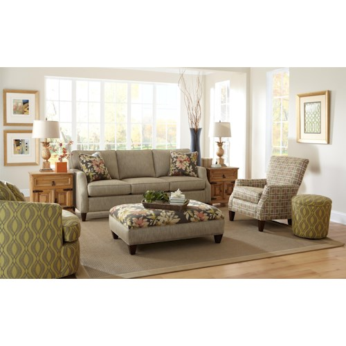 Cozy Life 736400 Stationary Living Room Group