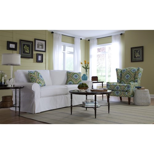 Craftmaster 922800 Stationary Living Room Group