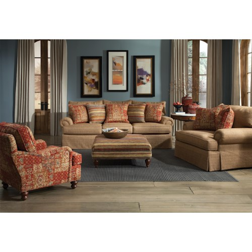 Cozy Life 9275 Stationary Living Room Group