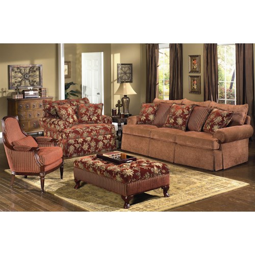 Cozy Life 9276 Stationary Living Room Group