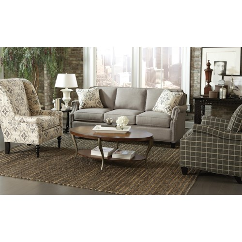 Cozy Life 938300 Stationary Living Room Group
