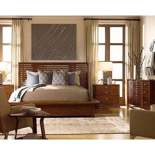 Drexel Heritage® Renderings King Bedroom Group