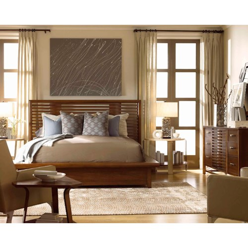 Drexel Heritage® Renderings King Bedroom Group