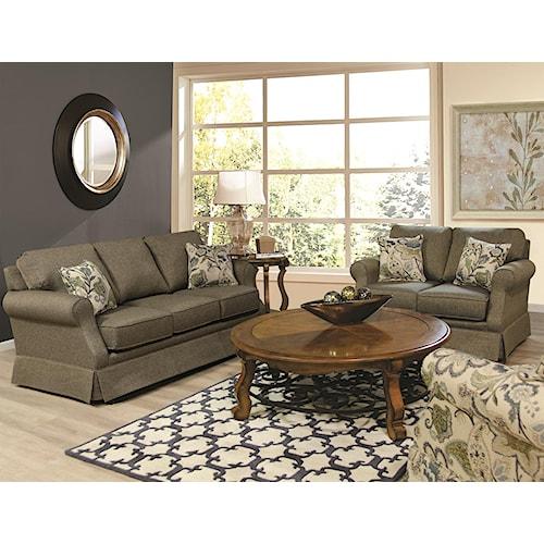 England Blayklee Stationary Living Room Group